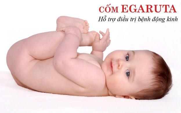 Động kinh cục bộ là một dạng bệnh động kinh ở trẻ dưới 1 tuổi khá phổ biến